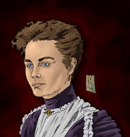 Lizzy Borden - Color by The-Real-NComics