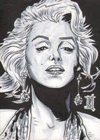 PSC - Marilyn Monroe by The-Real-NComics
