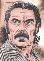 COMM PSC - Al Swearengen 1 by The-Real-NComics