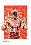 Kenshiro 1 - Color ADJUSTED by The-Real-NComics