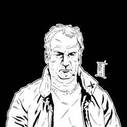Arthur Shawcross - Ink by The-Real-NComics