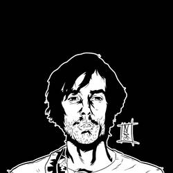 Richard Chase - Ink by The-Real-NComics