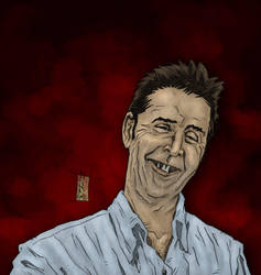 Henry Lee Lucas - Color by The-Real-NComics