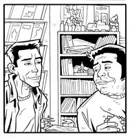 Panel from 'Dealers' 27 by The-Real-NComics