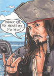 PSC - Jack Sparrow by The-Real-NComics