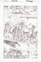 Fuck Zombie Halloween Spec. 1 - Pencils by The-Real-NComics