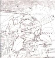 Donatello by The-Real-NComics