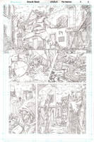 The Pariah - Page 5 - Pencils by The-Real-NComics
