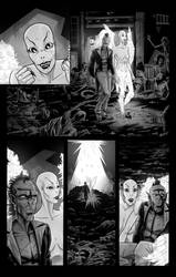 The Pariah - Preview 3 by The-Real-NComics
