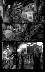 The Pariah - Preview 5 by The-Real-NComics