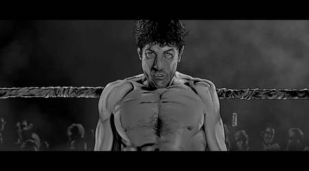 NComics Hall of Frame: Raging Bull (1980) by The-Real-NComics