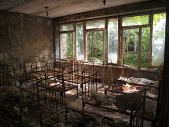 Dormitory by IndifferentEngineer