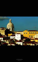Lisboa, menina by soninha