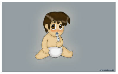 Baby Time Lord by ringosdiamond