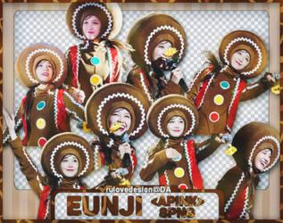 #PACKRENDER:EUNJI by EggieN