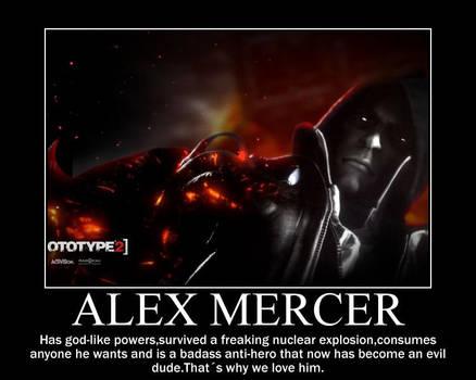 Alex Mercer Motivational by televideoDMB