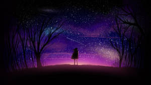 Somewhere Out there by MentalanimeFreak