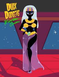 Martian-queen by mosuga