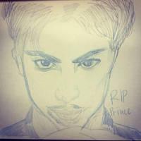 RIP - Prince by mosuga