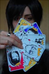 Durarara: The cards by Green-Makakas
