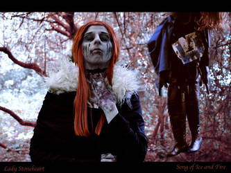 Asoiaf: Lady Stoneheart SPOILER by Green-Makakas