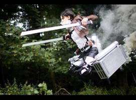 Shingeki no Kyojin: Attack by Green-Makakas