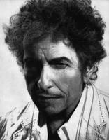 Bob Dylan by justinsdrawings