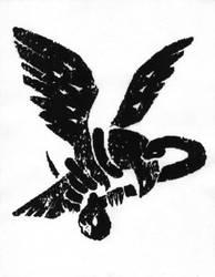 Snakebird by justinsdrawings