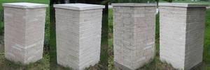 fune-stock_brick_column2 by Fune-Stock