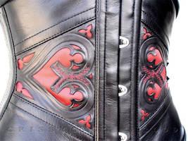 waist cincher detail by crissycatt