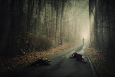 Psycho Killer 1 by lenchob