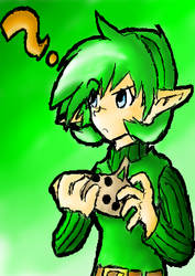 Saria by SnwyPenguin07