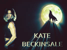 Kate Beckinsale (Underworld) by wildfist2017