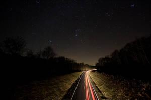 B 19 at night by kopfgeist79