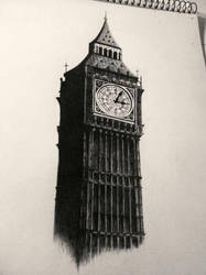 Big Ben by Anetta035