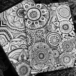 Mandala by Anetta035