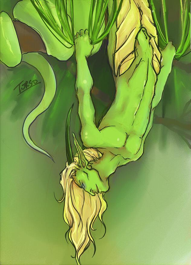 .vine.snake. by uppertorso