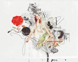 Sasha Pivovarova elegant love by gwendo0