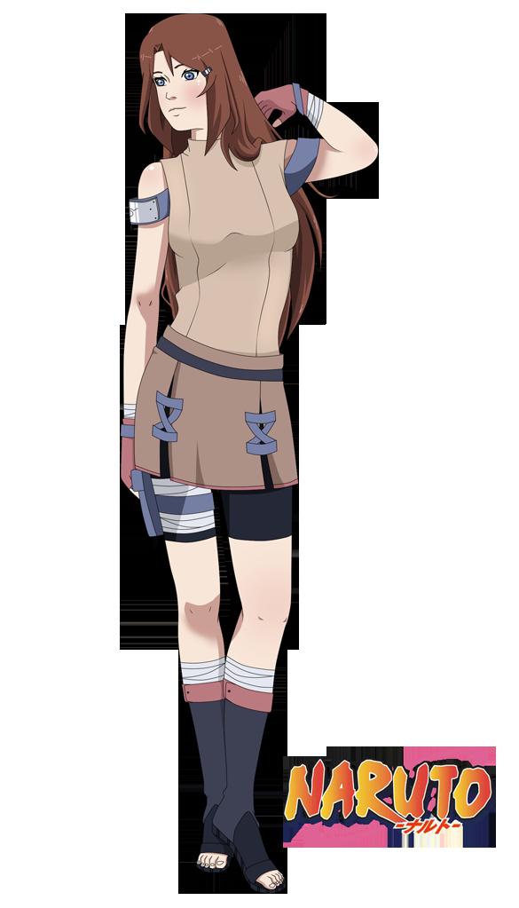 Naruto OC: Kaminari Numa by kaminariXnuma