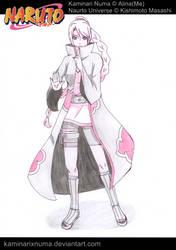 Kaminari Sketch by kaminariXnuma