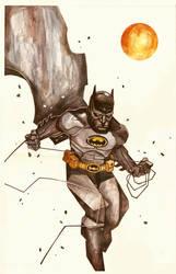 Batman by tiwali