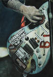 Green Day Rock Band by BeachBum190
