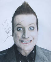 Tre Cool Signed by BeachBum190