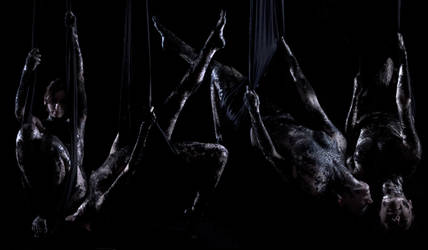 Darkened Circus by BeachBum190