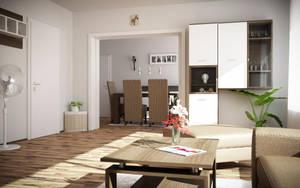 My own Livingroom by M-Pixel