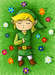 The Sleeping Hero by Lyrin-83
