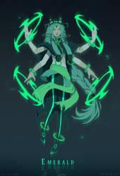 Emerald -Fusion- by SouOrtiz