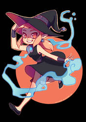 Little Witch by SouOrtiz