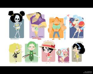 One Piece: Emporio Gender Hormone by e1n