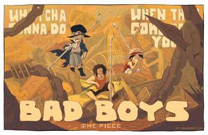 Bad Boys 3 by e1n
